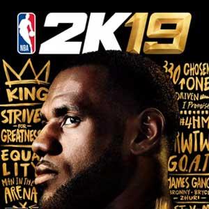 Koop NBA 2K19 CD Key Goedkoop Vergelijk de Prijzen