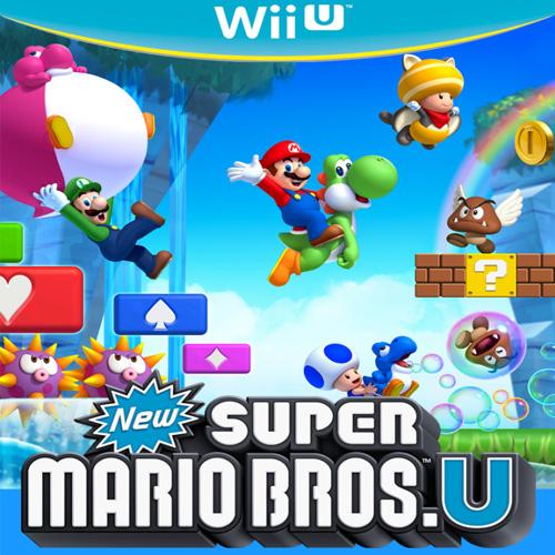 Koop New Super Mario Bros U Wii U Download Code Prijsvergelijker