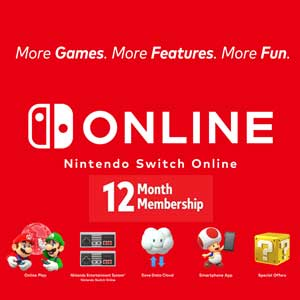 Koop Nintendo Switch Online 12 Maanden Nintendo Switch Goedkope Prijsvergelijke