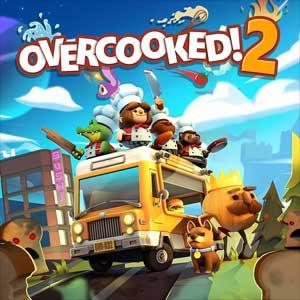 Koop Overcooked 2 PS4 Goedkoop Vergelijk de Prijzen