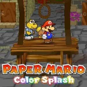 Koop Paper Mario Color Splash Wii U Download Code Prijsvergelijker