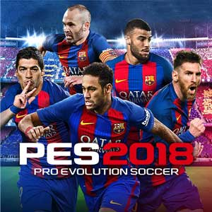 Koop PES 2018 Xbox One Code Compare Prices