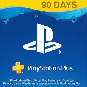 Playstation Plus 90 Dagen Card PSN