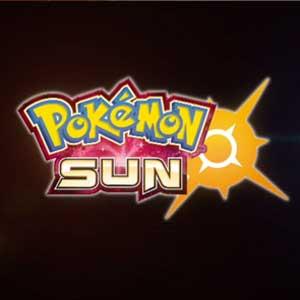 Koop Pokemon Sun Nintendo 3DS Download Code Prijsvergelijker