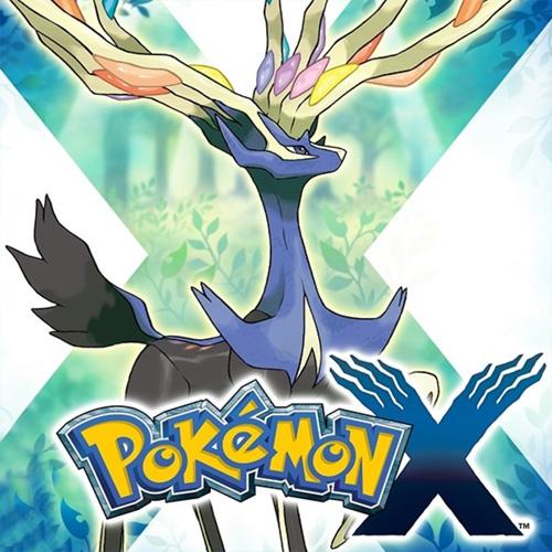 Koop Pokemon X Nintendo 3DS Download Code Prijsvergelijker
