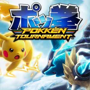 Koop Pokken Tournament Nintendo Wii U Download Code Prijsvergelijker