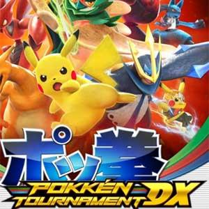 Koop Pokken Tournament DX Nintendo Switch Goedkope Prijsvergelijke