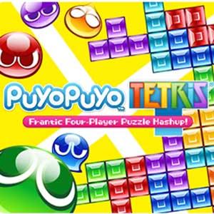 Koop Puyo Puyo Tetris CD Key Goedkoop Vergelijk de Prijzen