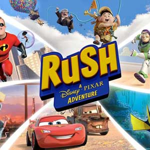 Koop RUSH A Disney PIXAR Adventure CD Key Goedkoop Vergelijk de Prijzen
