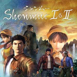 Koop Shenmue I & II CD Key Goedkoop Vergelijk de Prijzen