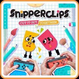 Koop Snipperclips Cut it out together Nintendo Switch Goedkope Prijsvergelijke