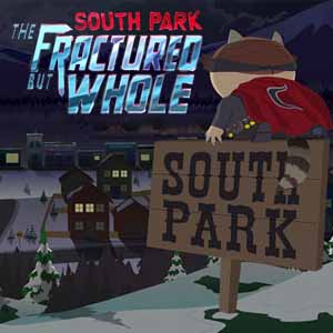 Koop South Park The Fractured But Whole Xbox One Code Compare Prices