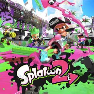 Koop Splatoon 2 Nintendo Switch Goedkope Prijsvergelijke