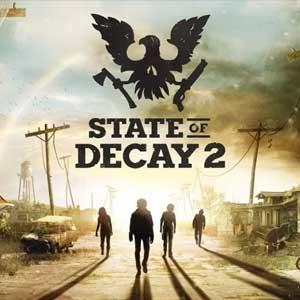 Koop State of Decay 2 CD Key Goedkoop Vergelijk de Prijzen