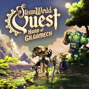 Koop SteamWorld Quest Hand of Gilgamech Nintendo Switch Goedkope Prijsvergelijke