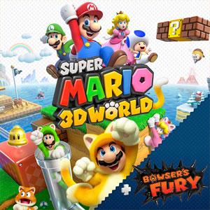 Koop Super Mario 3D World + Bowser's Fury Nintendo Switch Goedkope Prijsvergelijke