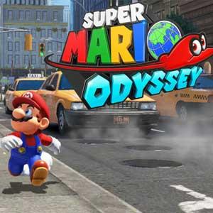 Koop Super Mario Odyssey Nintendo Switch Goedkope Prijsvergelijke