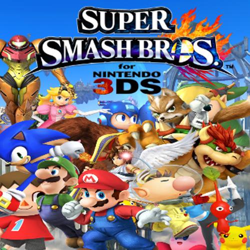 Koop Super Smash Bros Nintendo 3DS Download Code Prijsvergelijker