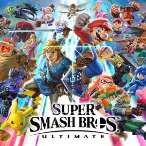 Koop Super Smash Bros Ultimate Nintendo Switch Goedkope Prijsvergelijke