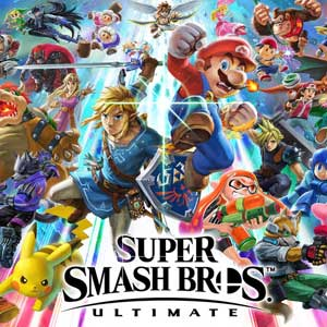 Koop Super Smash Bros Ultimate Fighters Pass Nintendo Switch Goedkope Prijsvergelijke