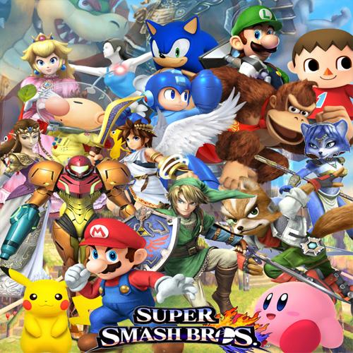 Koop Super Smash Bros Nintendo Wii U Download Code Prijsvergelijker