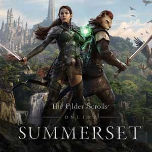 Koop The Elder Scrolls Online Summerset CD Key Goedkoop Vergelijk de Prijzen