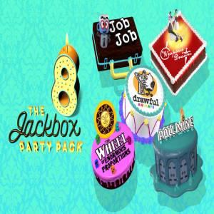 Koop The Jackbox Party Pack 8 CD Key Goedkoop Vergelijk de Prijzen