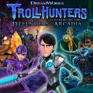 Koop Trollhunters Defenders of Arcadia Nintendo Switch Goedkope Prijsvergelijke