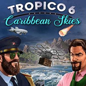 Koop Tropico 6 Caribbean Skies CD Key Goedkoop Vergelijk de Prijzen