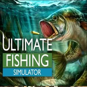 Koop Ultimate Fishing Simulator CD Key Goedkoop Vergelijk de Prijzen
