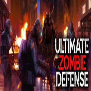 Koop Ultimate Zombie Defense CD Key Goedkoop Vergelijk de Prijzen