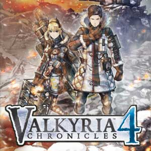 Koop Valkyria Chronicles 4 CD Key Goedkoop Vergelijk de Prijzen
