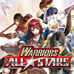 Koop Warriors All-Stars PS4 Code Compare Prices