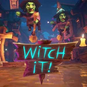 Koop Witch It CD Key Goedkoop Vergelijk de Prijzen