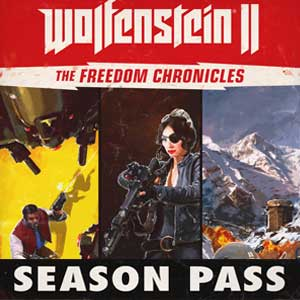 Koop Wolfenstein 2 Freedom Chronicles Season Pass CD Key Compare Prices