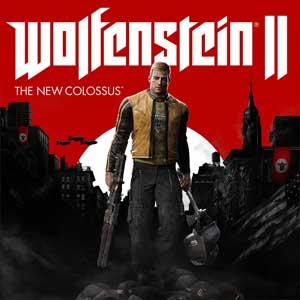 Koop Wolfenstein 2 The New Colossus Nintendo Switch Goedkope Prijsvergelijke