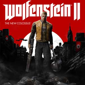 Koop Wolfenstein 2 The New Colossus PS4 Code Compare Prices