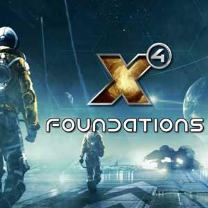 Koop X4 Foundations CD Key Goedkoop Vergelijk de Prijzen