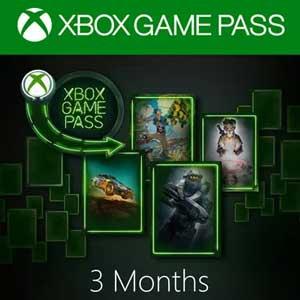 Xbox Game Pass 3 Maanden