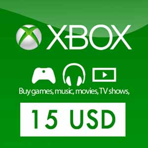 Koop US 15 USD Card Xbox Live Code Compare Prices