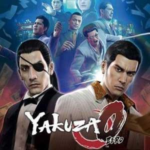 Koop Yakuza 0 CD Key Goedkoop Vergelijk de Prijzen