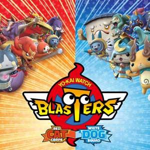 Koop YO-KAI WATCH Blasters White Dog Squad Nintendo 3DS Goedkoop Vergelijk de Prijzen