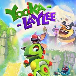 Koop Yooka-Laylee CD Key Compare Prices