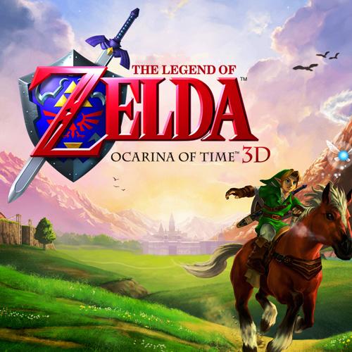 Koop Zelda Ocarina of Time 3D Nintendo 3DS Download Code Prijsvergelijker