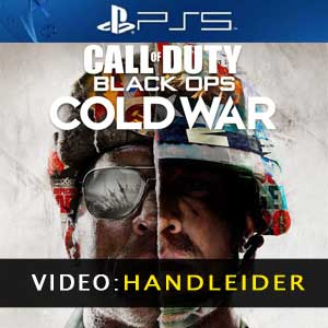 Call of Duty Black Ops Cold War-trailer video