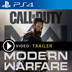 Call of Duty Modern Warfare Trailer Video