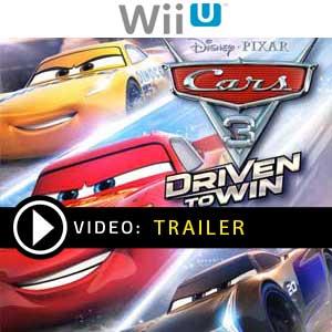 Koop Cars 3 Driven to Win Nintendo Wii U Download Code Prijsvergelijker