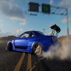 CarX Drift Racing Online Woestijn