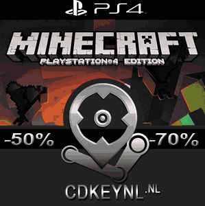 Koop Minecraft PS4 Code Compare Prices