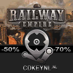 Koop Railway Empire CD Key Compare prices - Cdkeynl nl